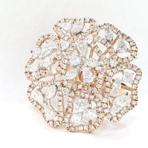 Diamonds Anniversary Ring